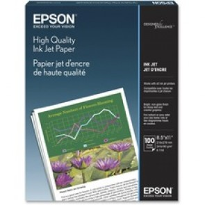 Epson  High Quality Color Inkjet Paper