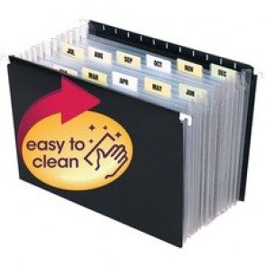 Smead  Hanging Portable Expanding Pocket File