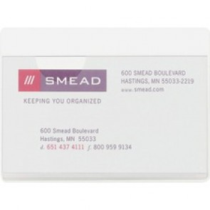 Smead  Self-Adhesive Poly Pockets