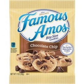 Famous Amos Keebler Cookie Pouches