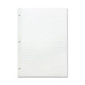 Sparco Mylar Reinforced Filler Paper - Letter