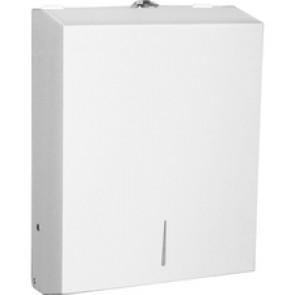 Genuine Joe C-Fold/Multi-fold Towel Dispenser Cabinet