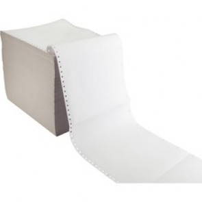 Sparco  Blank Perforated Carbonless Paper