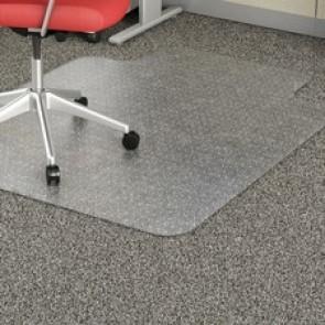 Lorell Economy Low Pile Standard Lip Chairmat