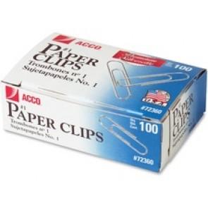 Acco Premium Paper Clips