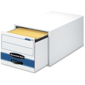 Bankers Box Steel Plus Storage Drawers