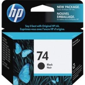 HP  Ink  (74)  (Black)  OJ J5700