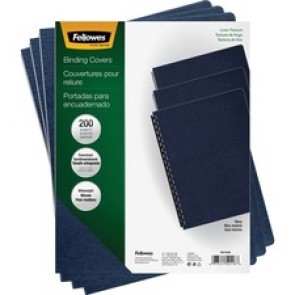 Fellowes  Linen Unpunched Presentation Covers