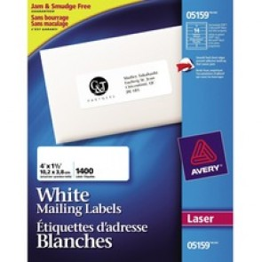 Avery&reg  Mailing Label