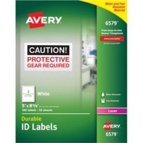 Avery&reg  durable Id Label