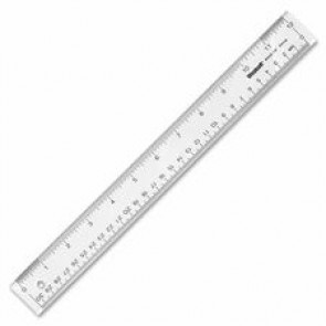 Acme United Office Desk Acrylic Ruler