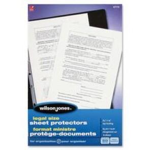 Wilson Jones Sheet Protector