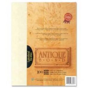 First Base  78723 Antique Bond Parchment Paper