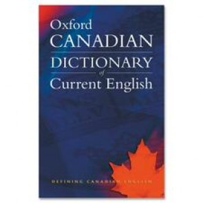 Oxford University Press Canadian Oxford Dictionary of Current English Dictionary Printed Book by Katherine Barber, Tom Howell, Robert Pontisso - English