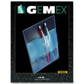 Gemex Clear Pocket Protectors