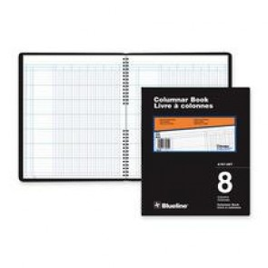 Blueline 767 Series Single Format Columnar Book