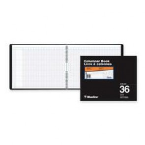 Blueline 769 Series Columnar Book