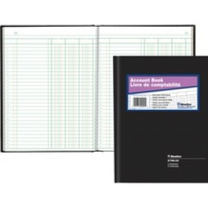 Blueline 769 Series Accounting Book