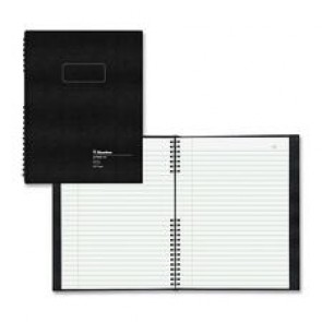 Blueline Accounting Record Book