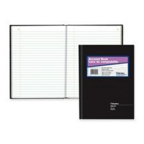 Blueline 82 Series Accounting Book