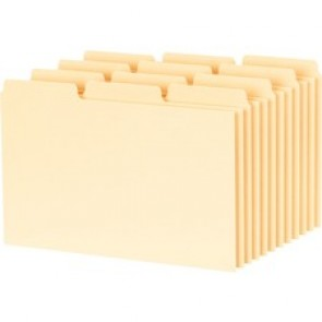 Oxford Blank Index Card File Guide