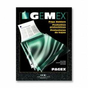 Gemex  Top-loading Page Protectors