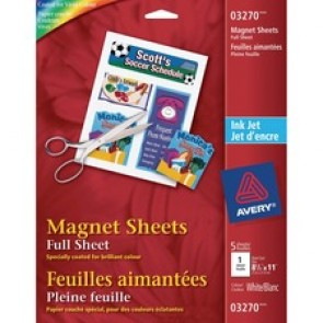 Avery&reg  Magnet Sheet