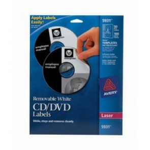 Avery CD/DVD Label(s)