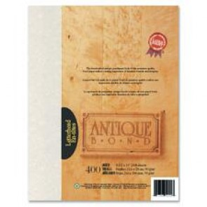 First Base  Antique Bond Paper