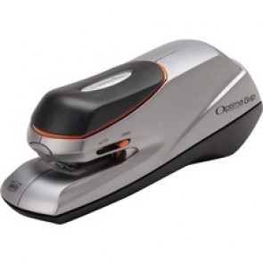 Swingline Optima Grip(r) 20-Sheet Half-Strip Electric Stapler