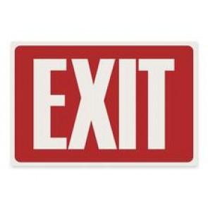 U.S. Stamp & Sign Exit Sign