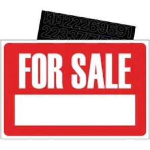 U.S. Stamp & Sign  For Sale Sign Kit