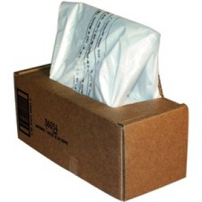 Fellowes Waste Bags for 125 / 225 / 2250 Series and AutoMax™ 350C and 550C Shredders