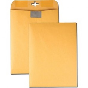 Quality Park Resealable Redi-Tac Clasp Envelopes