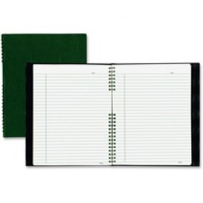 Blueline  NotePro Hard Romanel Cover Notebook - Letter