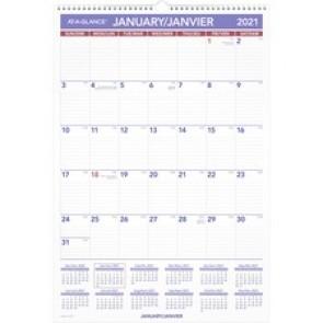 At-A-Glance Wall Calendar