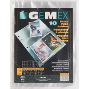 Gemex Album Photo Page Holder