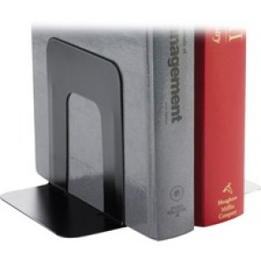 Business Source Heavy-gauge Steel Book Supports