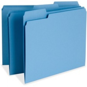 Business Source Color-coding Top-tab File Folders