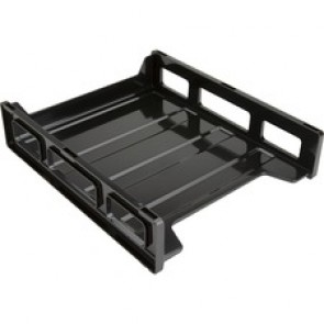 Business Source  Front-Load Stackable Letter Tray