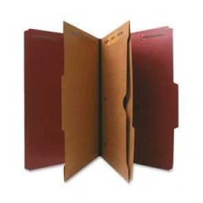 Nature Saver Pocket Divider Classification Folders