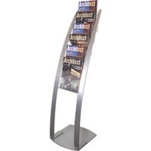 deflecto  Contemporary Literature Floor Stand