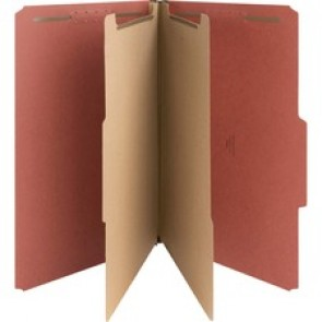 Nature Saver Legal Size Expansion Classification Folders