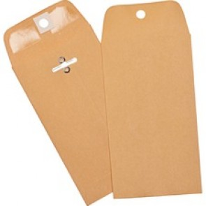 Business Source Heavy-duty Clasp Envelopes