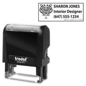 Trodat  Climate Neutral 4912 Self-inking Stamp