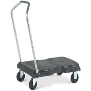 Rubbermaid  Triple Trolley with User Friendly Handle