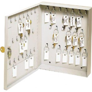 MMF SteelMaster 40 Key Ring Cabinet