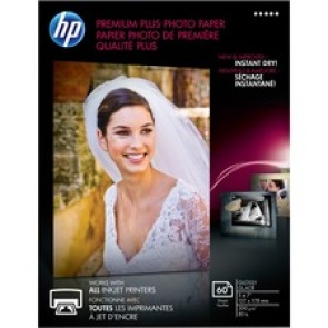 HP  Premium Plus 5x7 Photo Paper
