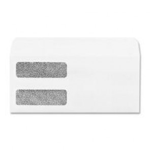 Columbian Double-window Security Envelopes