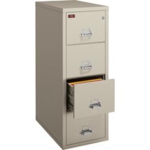 FireKing 4-2131-C File Cabinet - 4-Drawer